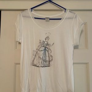 Disney Cinderella Shirt LC Lauren Conrad Medium